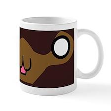 Brown Bear Stoned Mug