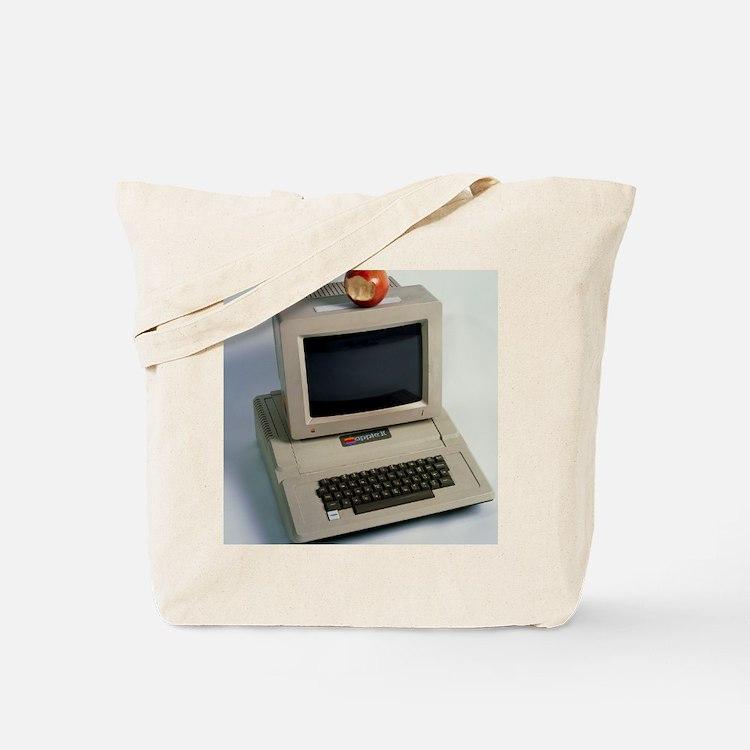 Apple II computer Tote Bag
