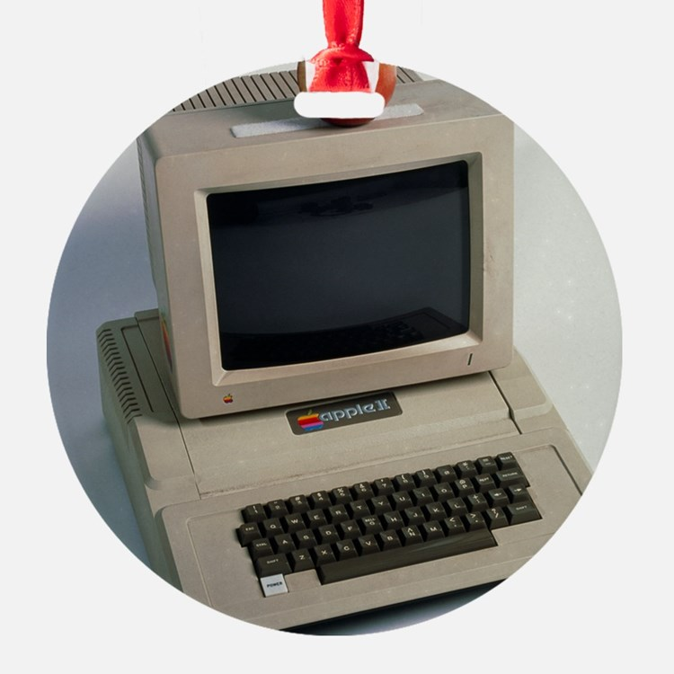 Apple II computer Ornament