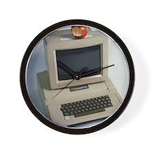 Apple II computer Wall Clock