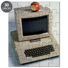 Apple II computer Puzzle