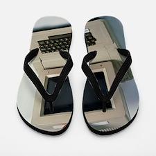 Apple II computer Flip Flops