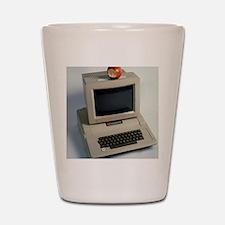 Apple II computer Shot Glass