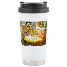 Nativity Scene Travel Mug