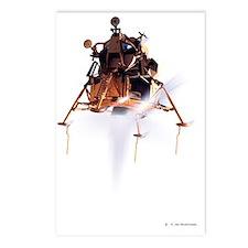 Apollo 11 lunar module, c Postcards (Package of 8)