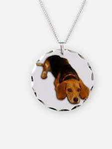 Beagle 3 Necklace