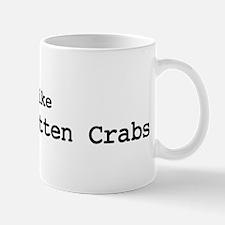 I like Chinese Mitten Crabs Mug