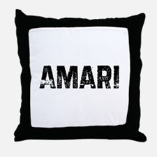 Amari Throw Pillow