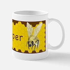 BUMPER STICKER-Bee Keeper Mug