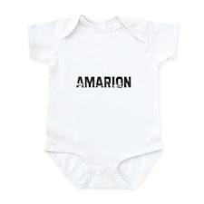 Amarion Onesie