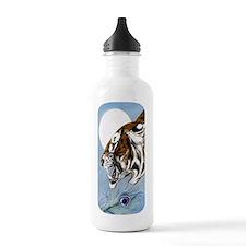 Nexus S Wild Tiger In  Water Bottle