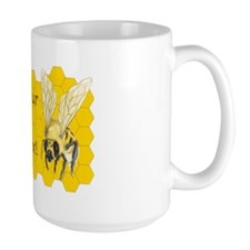 Mind Your Own Beeswax! Mug