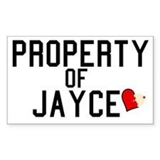 jayce Decal