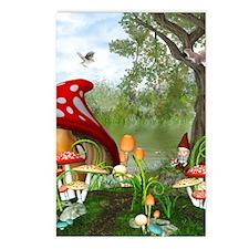 dl2_5_7_area_rug_833_H_F Postcards (Package of 8)