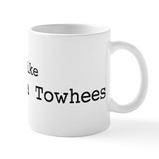 I like California Towhees Mug