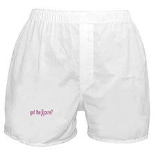 got the cure? Boxer Shorts