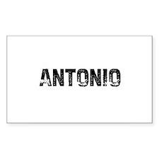 Antonio Rectangle Decal