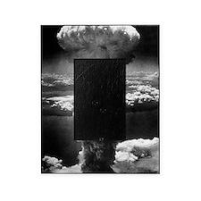 Atomic burst over Nagasaki, 1945 Picture Frame