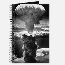 Atomic burst over Nagasaki, 1945 Journal