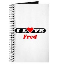 I Love Fred Journal