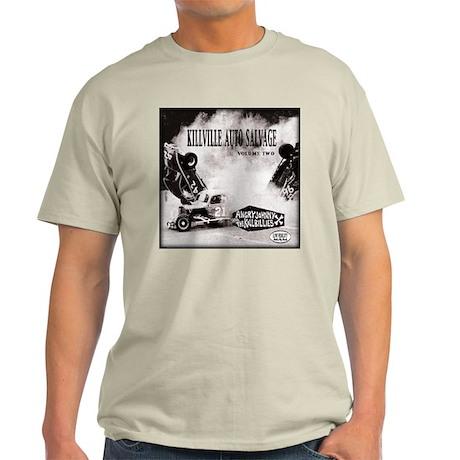 KILLVILLE AUTO SALVAGE VOLUME Light T-Shirt