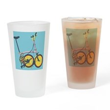 Brompton part folded Drinking Glass