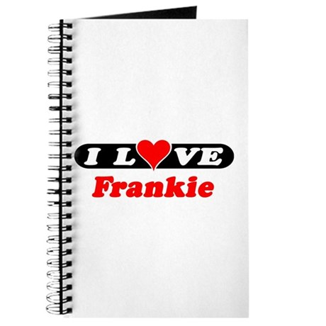 I Love Frankie Journal