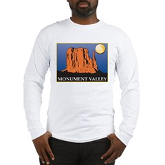 Utah Monument Valley Long Sleeve T-Shirt