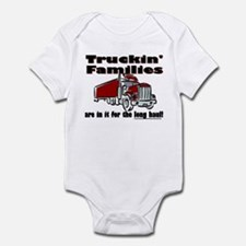 Truckin' Families Infant Bodysuit