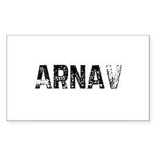 Arnav Rectangle Decal