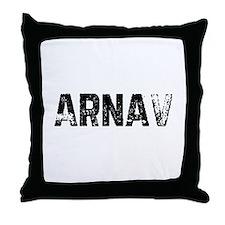 Arnav Throw Pillow
