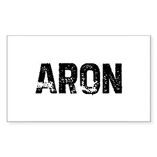 Aron Rectangle Decal