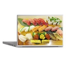 Different Types of Sushi Laptop Skins