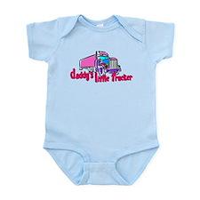 Daddy's Little Trucker Infant Bodysuit