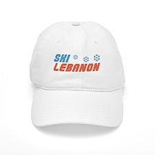 Ski Lebanon Baseball Cap