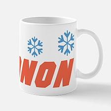 Ski Lebanon Mug