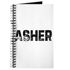 Asher Journal