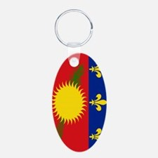 Guadeloupe iPhone 5 Case Keychains