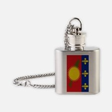 Guadeloupe iPhone 5 Case Flask Necklace