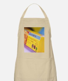 Biscuit packaging Apron