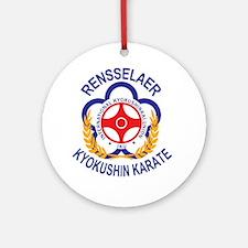 Rensselaer Kyokushin Round Ornament