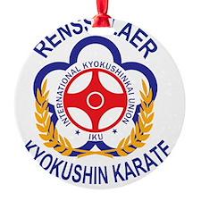 Rensselaer Kyokushin Ornament