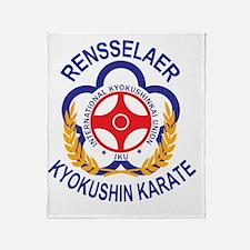 Rensselaer Kyokushin Throw Blanket