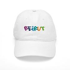 Beirut Graffiti Baseball Cap