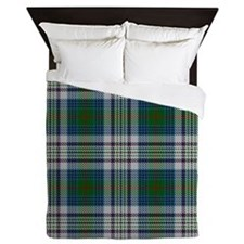 Kennedy Dress Tartan Plaid Queen Duvet
