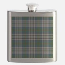 Kennedy Dress Tartan Plaid Flask