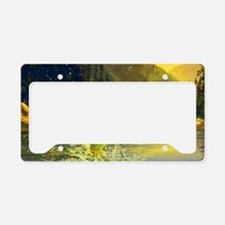 Trout 8x4 License Plate Holder