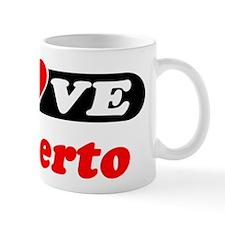 I Love Filiberto Mug