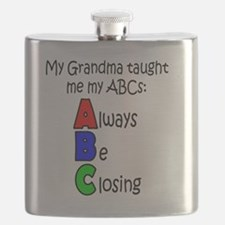 Always Be Closing - Grandma Flask