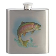 Trout fish - no backgrnd Flask